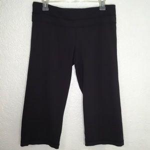 Lululemon Wide Leg Capri Cropped Pants